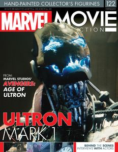[Marvel Movie Figurine Collection #122: Ultron Mark 1 (Product Image)]