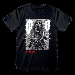 [Junji Ito: T-Shirt: Ghoul (Product Image)]