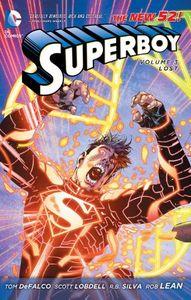 [Superboy: Volume 3: Lost (Product Image)]