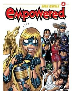 [Empowered: Volume 4 (Product Image)]