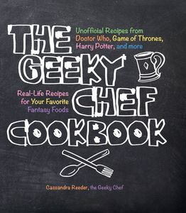 [Geeky Chef Cookbook (Product Image)]