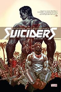 [Suiciders: Volume 1 (Hardcover) (Product Image)]