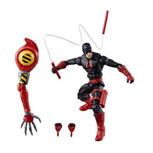 [Amazing Spider-Man: Marvel Legends Action Figure: Daredevil (Product Image)]