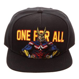 [My Hero Academia: Snapback Cap: One For All (Product Image)]