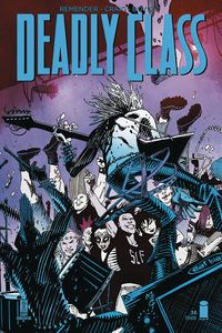 [Deadly Class #38 (Cover B Mccrea) (Product Image)]