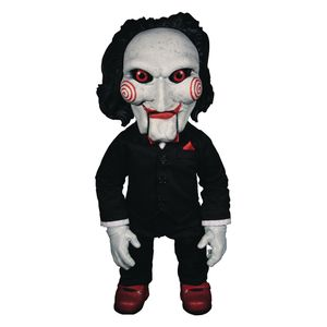 [Saw: Mezco Designer Series Mega Scale Talking Figure: Billy (Product Image)]