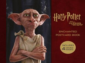 [Harry Potter & The Chamber Of Secrets: Enchanted Postcard Book (Product Image)]