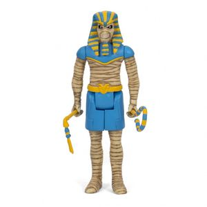 [Iron Maiden: ReAction Action Figure: Power Slave (Product Image)]