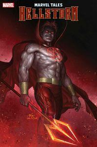 [Marvel Tales: Hellstrom #1 (Product Image)]