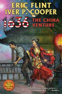 [Ring Of Fire 27: 1636: The China Venture (Hardcover) (Product Image)]