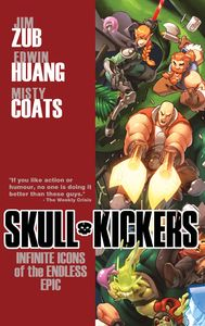 [Skullkickers: Volume 6: Infinite Icons Endless Of The Epic (Product Image)]