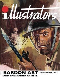 [Illustrators Magazine #22 (Product Image)]