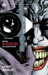 [Batman: The Killing Joke (New Edition Hardcover) (Product Image)]