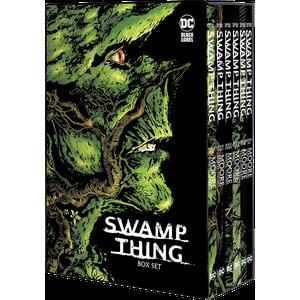 [Saga Of The Swamp Thing (Box Set) (Product Image)]