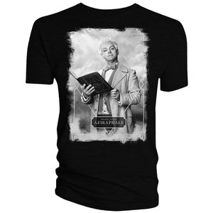 [Good Omens: T-Shirt: Aziraphale (Product Image)]