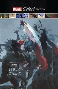 [Thor: God Of Thunder: The God Butcher: Marvel Select (Hardcover) (Product Image)]