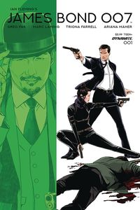 [James Bond 007 #1 (Cover D Laming) (Product Image)]