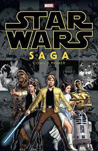 [Star Wars: Saga #1 (Product Image)]