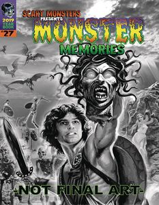 [Scary Monsters Yearbook 2019: Monster Memories (Product Image)]