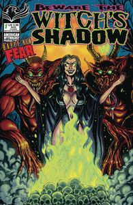 [Beware The Witch's Shadow: Happy New Fear #1 (Cover A Calzada Main) (Product Image)]