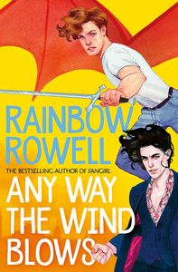 [Simon Snow: Book 3: Any Way The Wind Blows (Hardcover) (Product Image)]