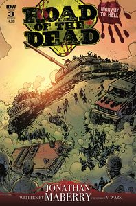 [Road Of The Dead: Highway To Hell #3 (Cover B Moss) (Product Image)]