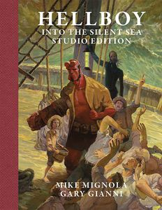 [Hellboy: Into The Silent Sea: Studio Edition (Product Image)]