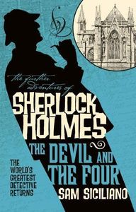 [Further Adventures Of Sherlock Holmes: The Devil And The Four (Product Image)]