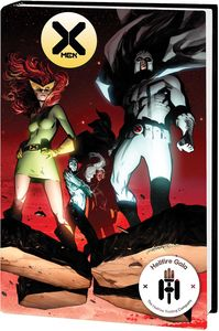 [X-Men: Hellfire Gala Red Carpet Collection (Larraz Cover Hardcover) (Product Image)]