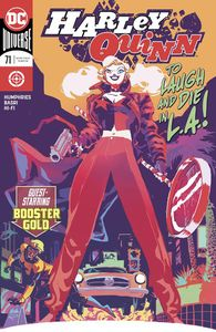 [Harley Quinn #71 (Product Image)]