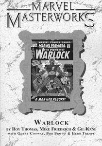 [Marvel Masterworks: Warlock: Volume 1 (DM Edition) (Product Image)]