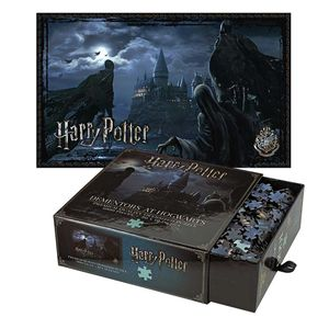[Harry Potter: Jigsaw Puzzle: Dementors At Hogwarts (Product Image)]