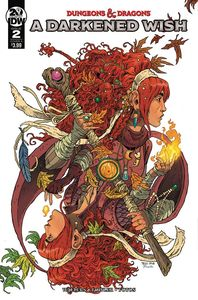 [Dungeons & Dragons: A Darkened Wish #2 (Cover A Fowler) (Product Image)]
