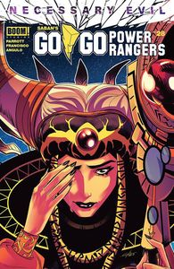[Go Go Power Rangers #28 (Cover A Carlini) (Product Image)]