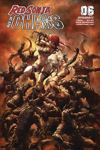 [Red Sonja: Age Of Chaos #6 (Cover B Quah) (Product Image)]
