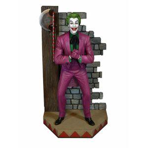 [DC: Batman: Maquette Diorama: 1966 TV Series: The Joker (Product Image)]