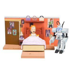 [Rick & Morty: Construction Set: You Shall Now Call Me Snowball (Product Image)]