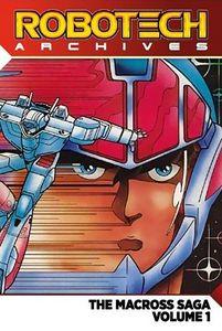 [Robotech Archive: The Macross Saga: Volume 1 (Product Image)]