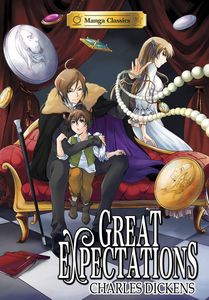 [Manga Classics: Great Expectations (Product Image)]