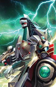 [Mighty Morphin #5 (Cover D Lee Variant) (Product Image)]