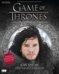 [Game Of Thrones: Model Collection Magazine #2 Jon Snow (Product Image)]