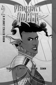 [Vagrant Queen: Planet Called Doom #2 (Product Image)]