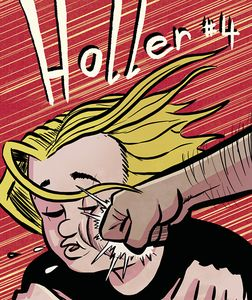 [Holler #4 (Cover A Massie) (Product Image)]