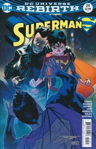 [Superman #24 (Variant Edition) (Product Image)]