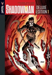 [Shadowman: Deluxe Edition: Volume 1 (Product Image)]