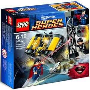 [DC: Lego: Superheroes: Superman: Metropolis Showdown (Product Image)]