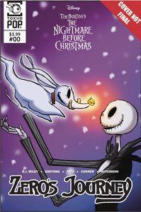 [Nightmare Before Christmas: Zeros Journey #0 (Epilogue) (Product Image)]