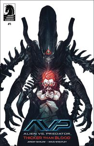 [Aliens Vs Predator: Thicker Than Blood #1 (Product Image)]