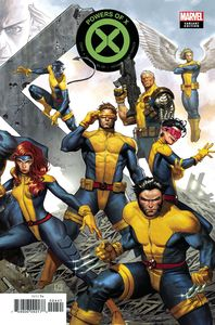 [Powers Of X #4 (Molina Connecting Variant) (Product Image)]