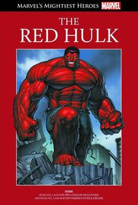 [Marvel's Mightiest Heroes: Volume 74: Red Hulk (Product Image)]